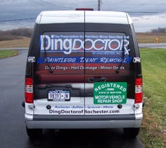 Ding Doctor Truck